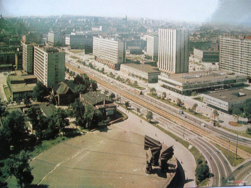 Panorama_Katowice_Dworek