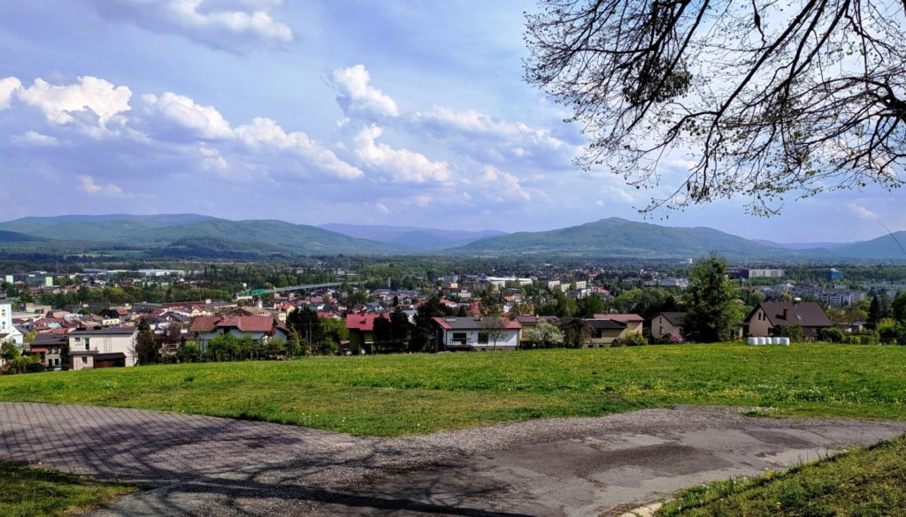 Skoczow_Kaplicowka3_Panorama