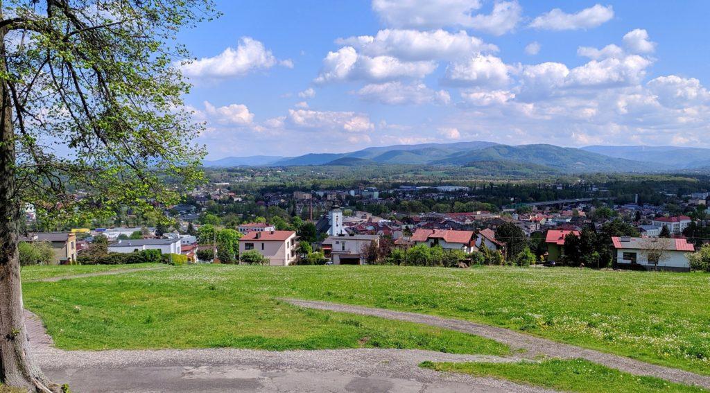 Skoczow_Kaplicowka_Panorama