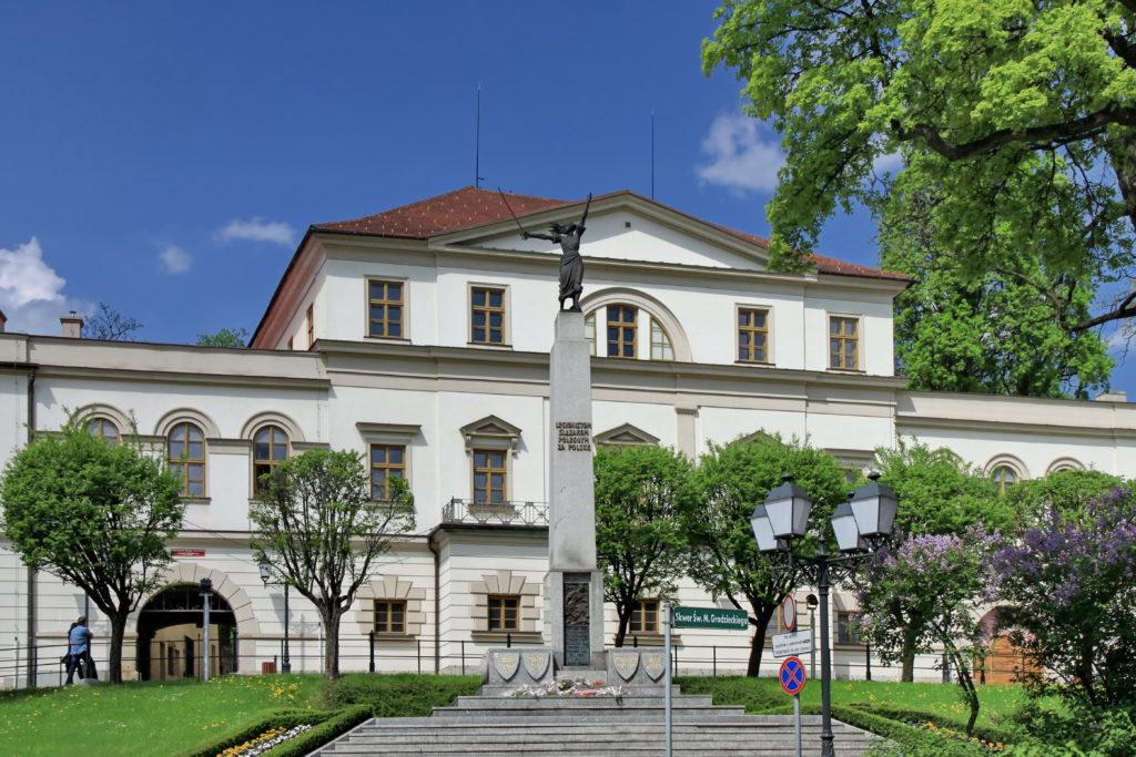 Pałac myśliwski Habsburgów
