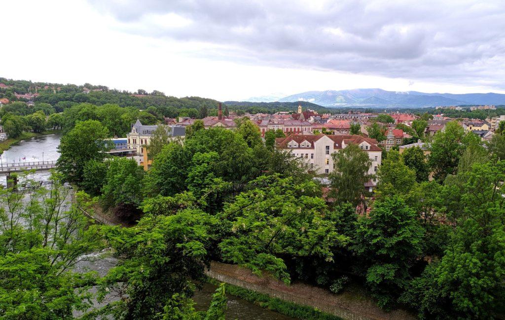 Cieszyn_Wzgorze_Panorama
