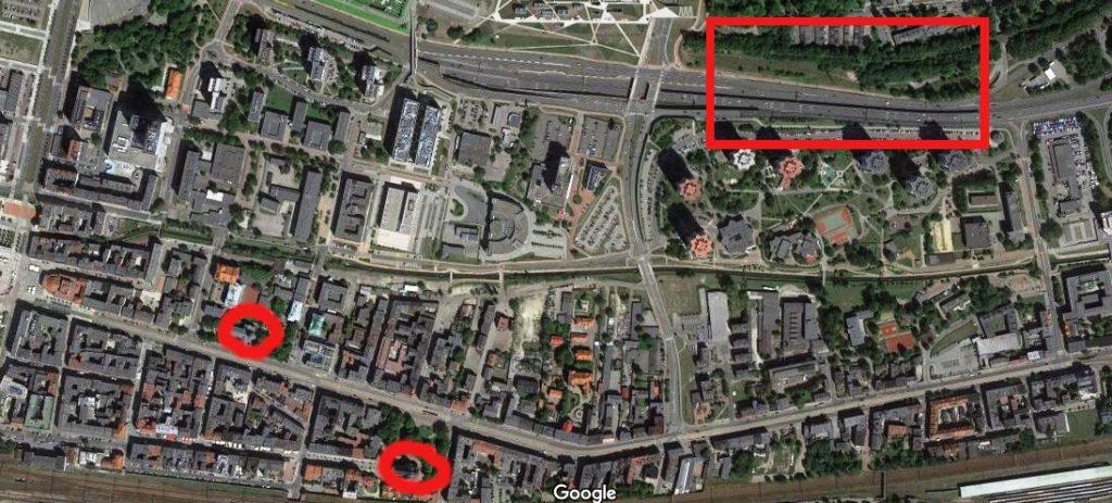 Katowice_Mapa
