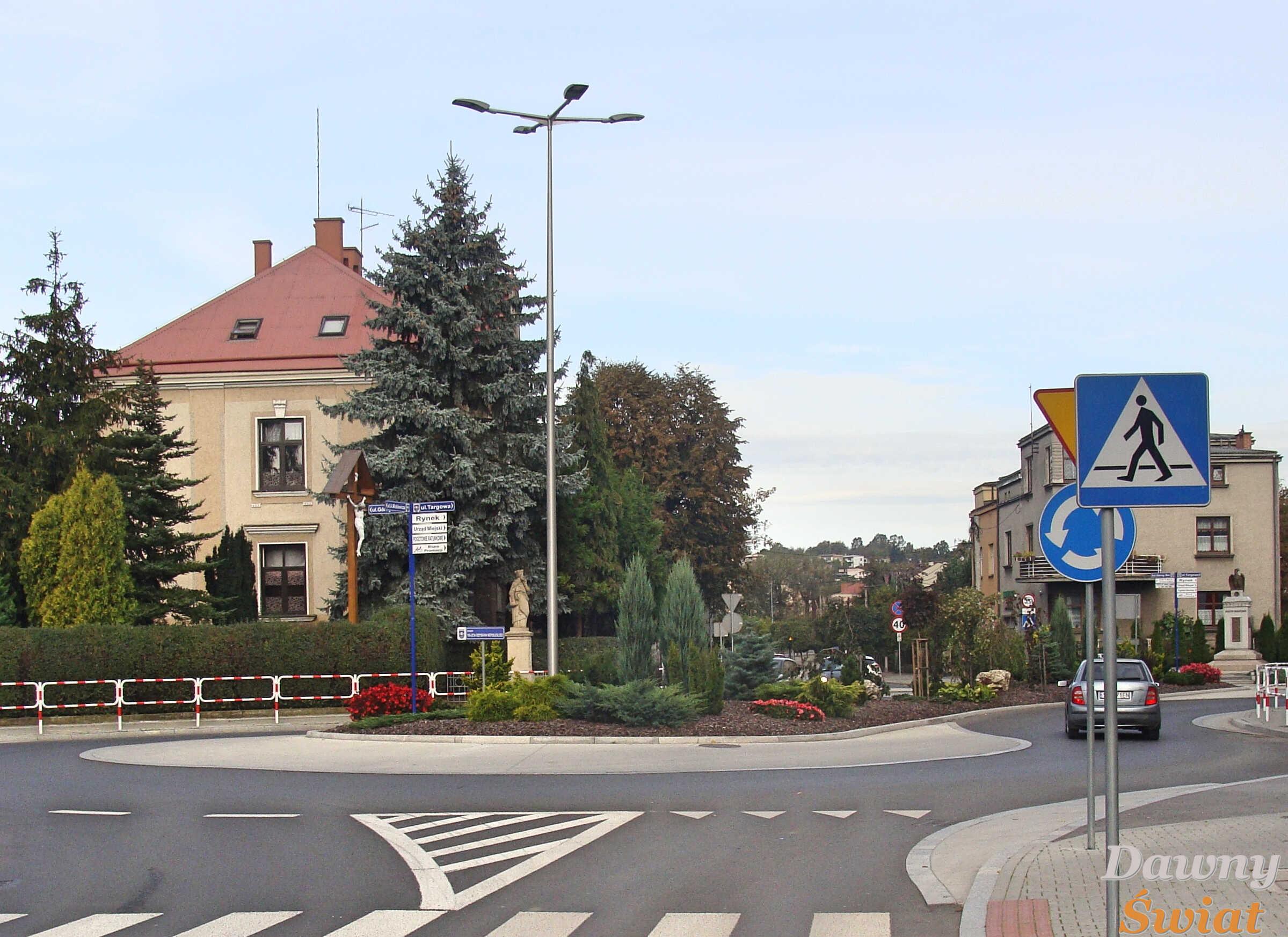 Skoczow_rondo_nowe
